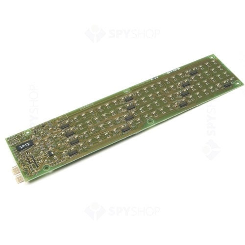 Modul indicator cu LED-uri 100 zone Advanced MXP-513-100RY, carcasa extinsa, LED incendiu/defect