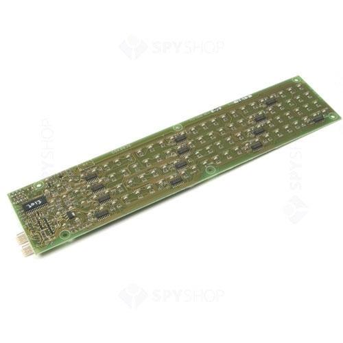 Modul indicator cu LED-uri 200 zone Advanced MXP-513-200RY, carcasa extinsa, LED incendiu/defect