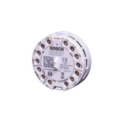 Modul interfata de monitorizare adresabil Bosch FLM-420-I2-E, 2 intrari, ingropat, IP30 imagine spy-shop.ro 2021
