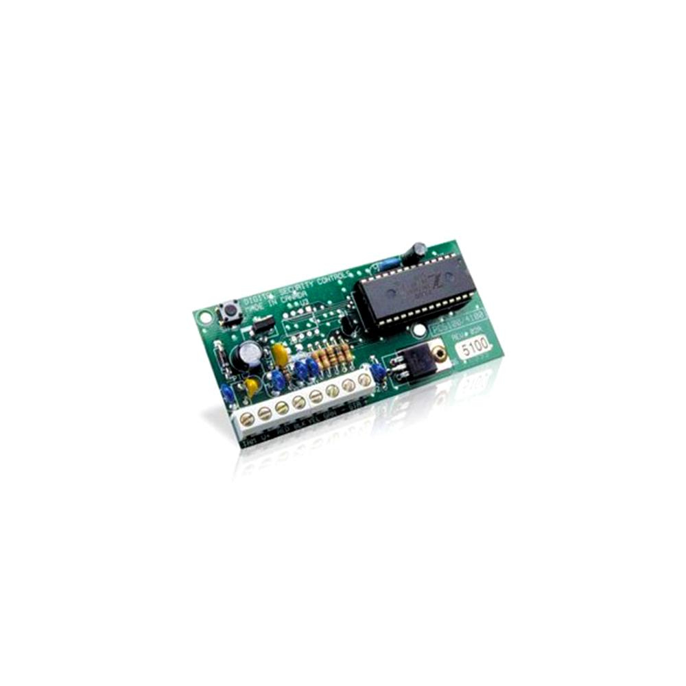 Modul interfata detectoare adresabile DSC PC5100 imagine spy-shop.ro 2021