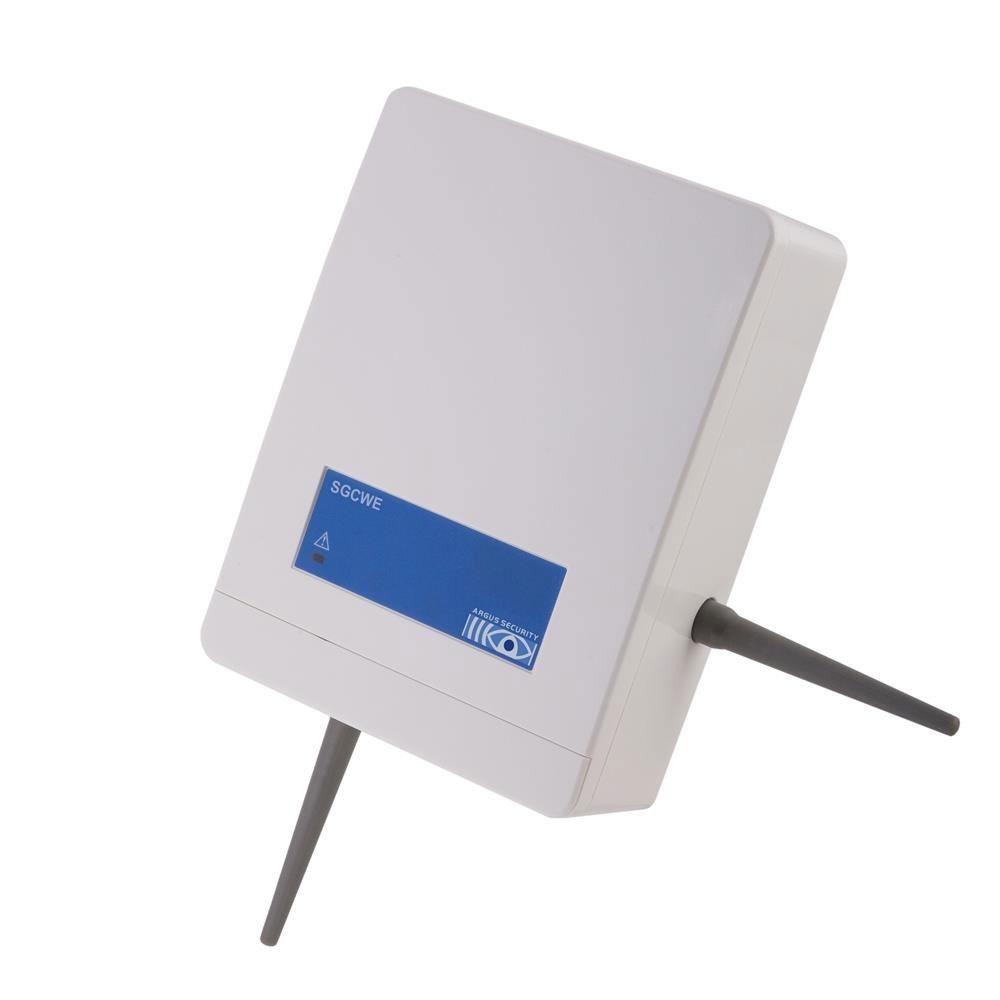 Modul interfata wireless conventional Argus Security SGCWE, bidirectional, 7 canale, 150 m imagine spy-shop.ro 2021