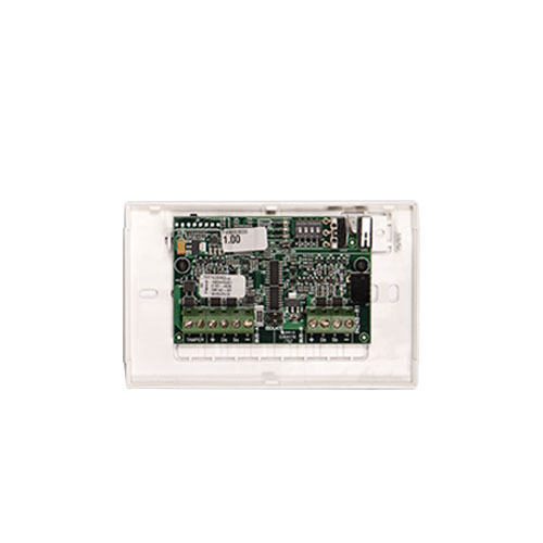 Modul izolator de BUS adresabil Inim SmartLiving IB200/P, protectie semnal, regenerare semnal, tamper imagine spy-shop.ro 2021