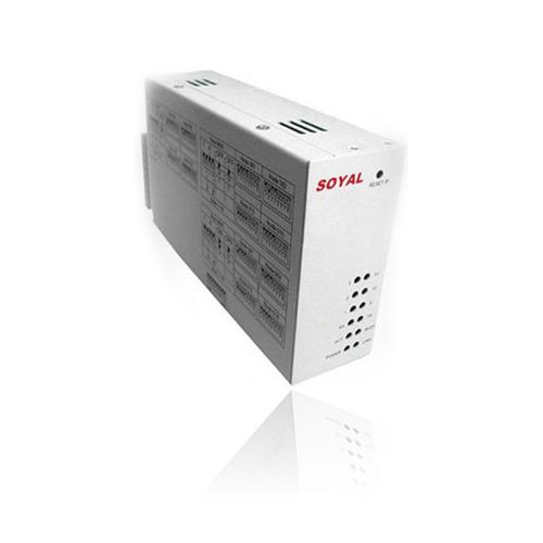 Modul LAN cu procesor pe 2 canale Soyal AR-401AE, 11000 evenimente, 9-24 V, 8 MB imagine spy-shop.ro 2021