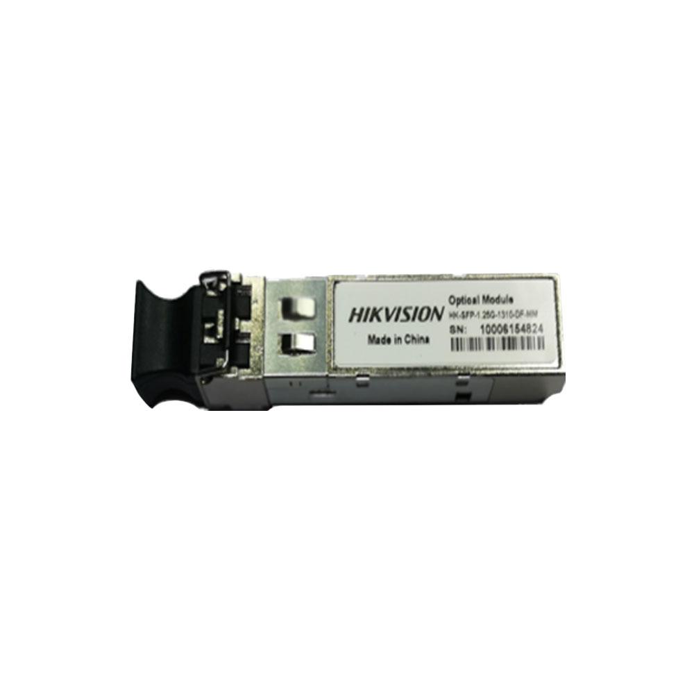 Modul optic SFP Hikvision HK-SFP+-10G-20-1330, SMF, single fiber, LC, 10 Gbps, 20 Km