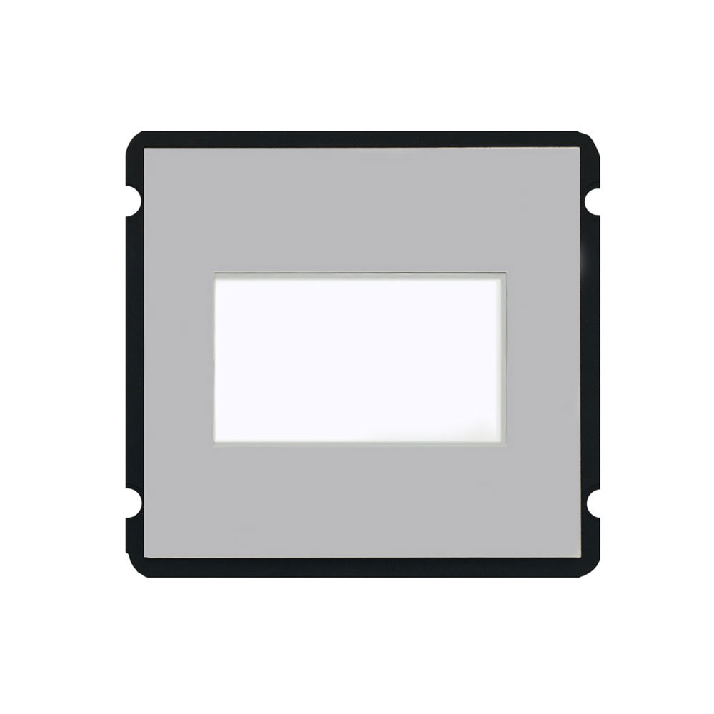 Modul pentru completare spatiu gol videointerfon modular de exterior Dahua VTO2000A-E imagine spy-shop.ro 2021