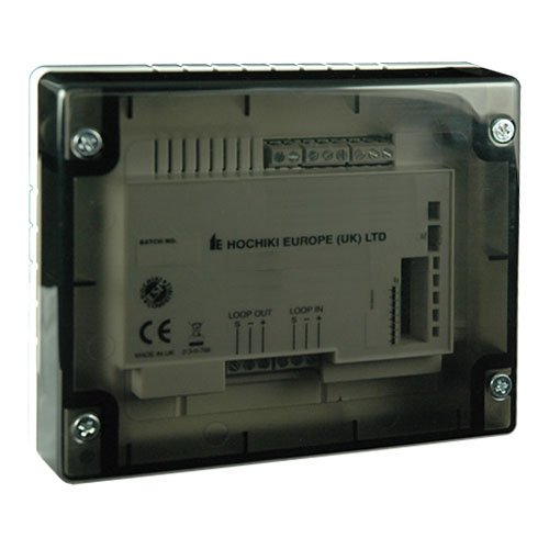Modul control instalatie analog-adresabil cu izolator la scurt-circuit Hochiki ESPIntelligent CHQ-PCM(SCI), 4 intrari/iesiri imagine spy-shop.ro 2021