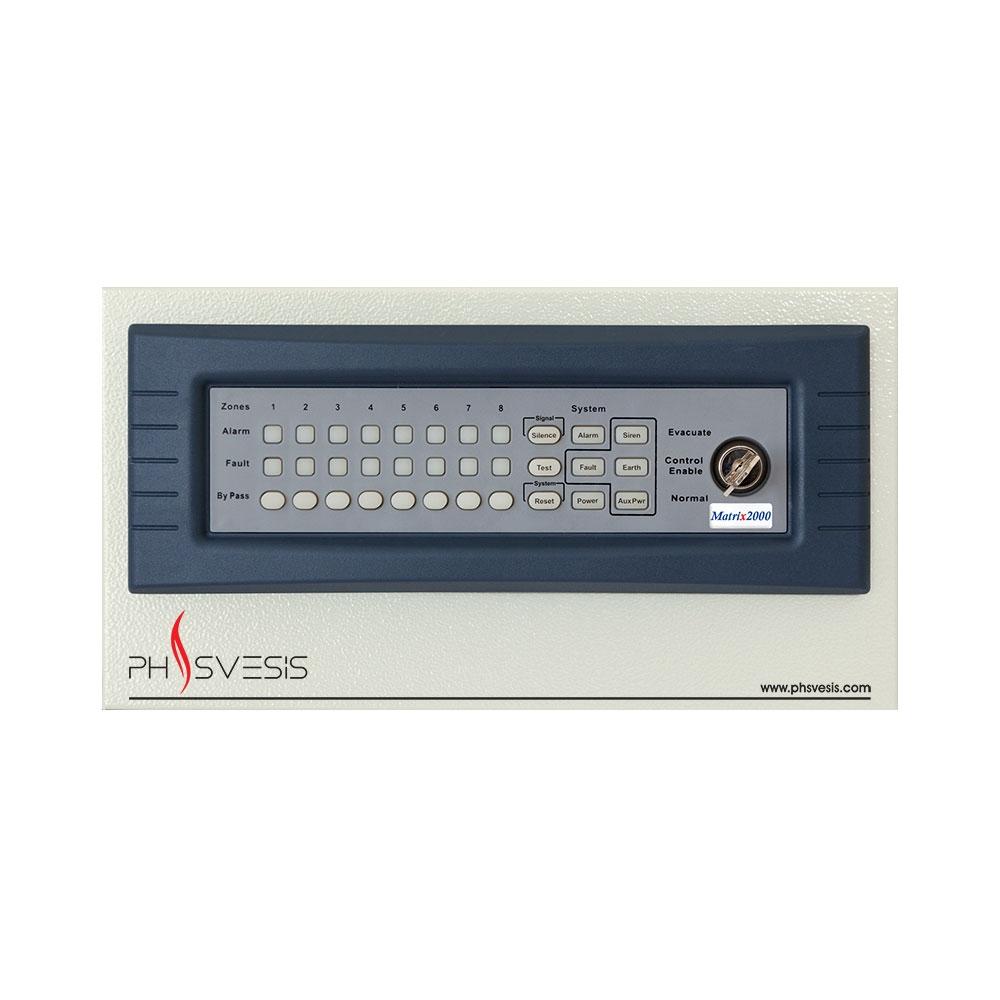 Modul repetor 8 zone PH Svesis Matrix RPT 8Z, necesita modul comunicatie MRS23/485 imagine spy-shop.ro 2021