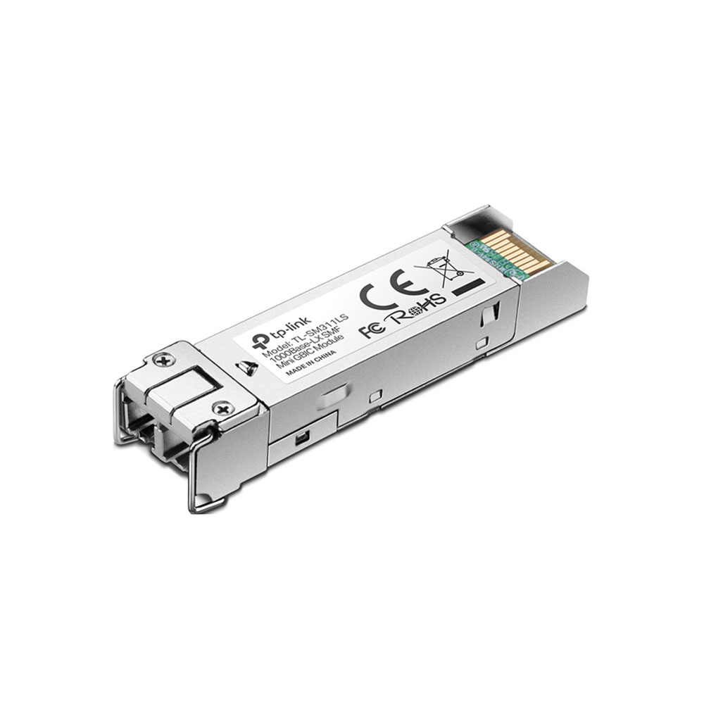 Modul SFP MiniGBIC TP-Link TL-SM311LS, single-mod, 10 Km imagine spy-shop.ro 2021