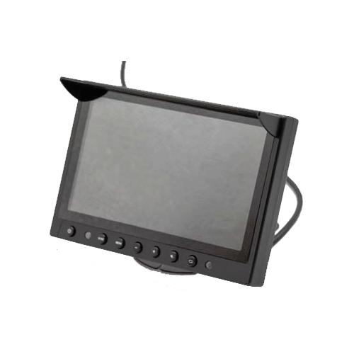 Monitor Auto LCD MLCDF7-E, 7 inch