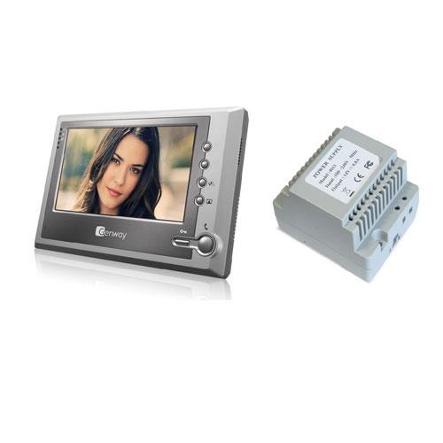 Monitor suplimentar Genway F3110 + 4013, 7 inch