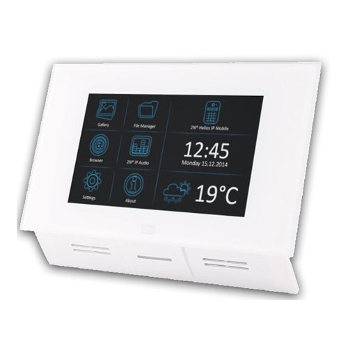 MONITOR TOUCH-SCREEN DE 7 INCH 2N TELECOMMUNICATIONS 91378365WH