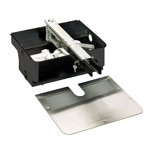Motor automatizare poarta batanta FAAC 770N 24, 3.5 m/canat, 500 Kg/canat, 70 W
