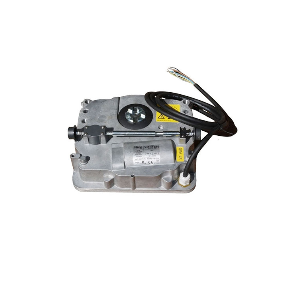 Motor automatizare poarta batanta Nice XME2124, 24 Vdc, 2.3 m, 250 Nm