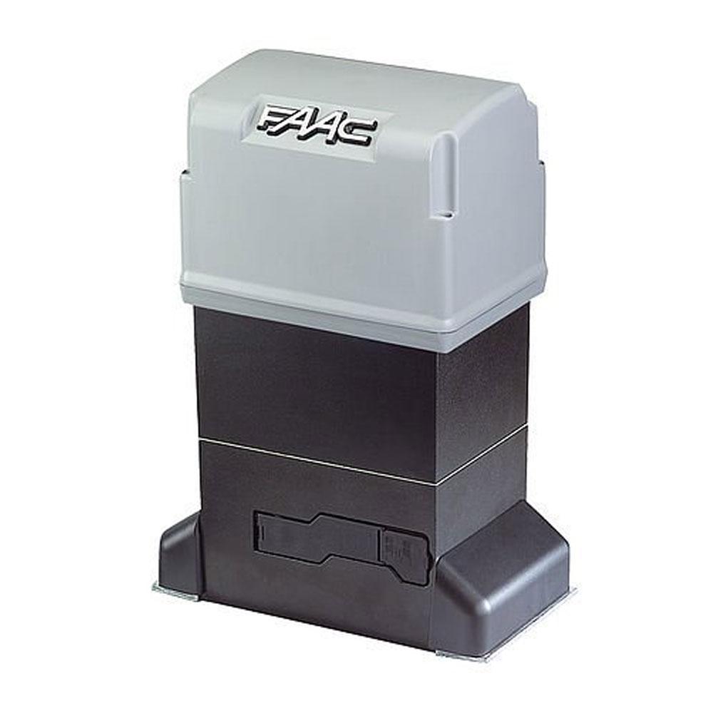 Motor automatizare poarta culisanta FAAC 844 ER Z16, 1800 Kg, 40 m, 230 V