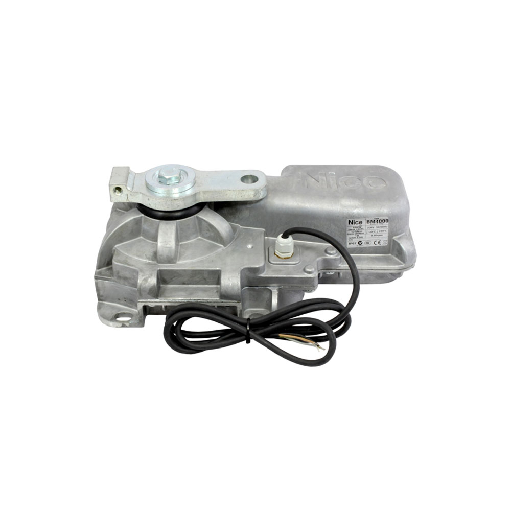 Motor automatizare porta batanta Nice BM4000, 4 m, 650 Kg, 500 Nm imagine spy-shop.ro 2021