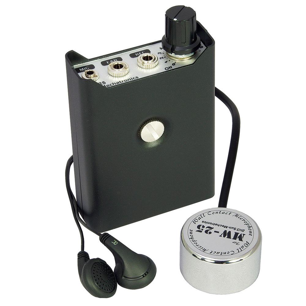 Microfon de contact (perete) Sun Mechatronics MW-25, 70 ore