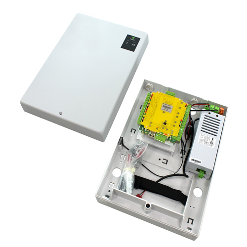 NET2 placa I/O in carcasa de plastic 2A PSU Paxton 411-623-EX, 12 V, 10 Mbps, 4 intrari/iesiri imagine spy-shop.ro 2021