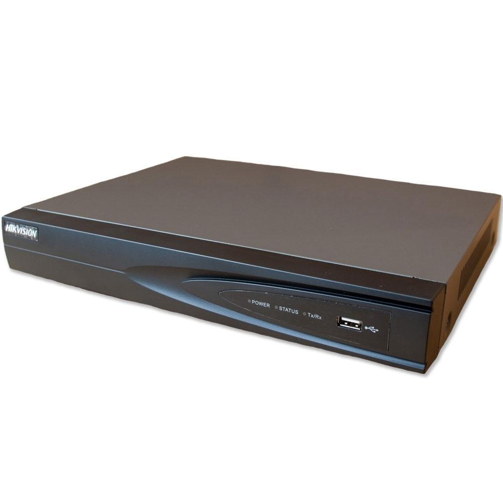 NVR Hikvision DS-7604NI-K1, 4 canale, 8 MP, 40 Mbps imagine spy-shop.ro 2021