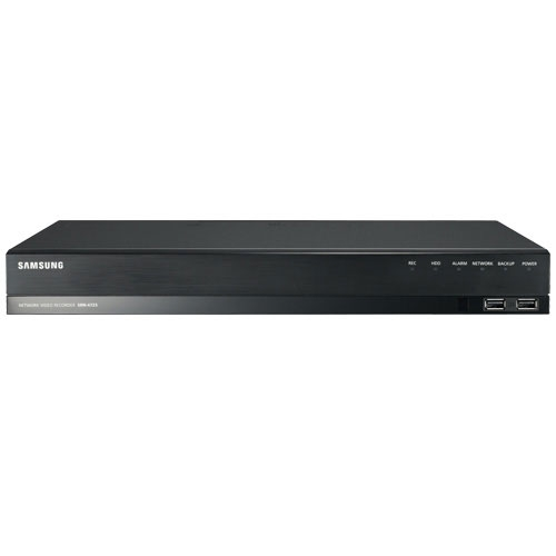 NETWORK VIDEO RECORDER CU 4 CANALE SAMSUNG SRN-472S 1TB