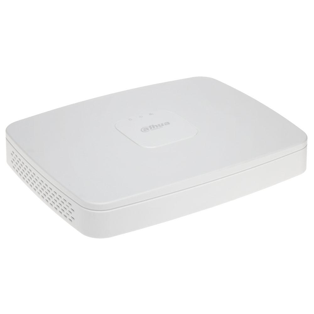 NVR Dahua NVR2108-8P-4KS2, 8 canale, 8 MP, 80 Mbps, 8 PoE imagine