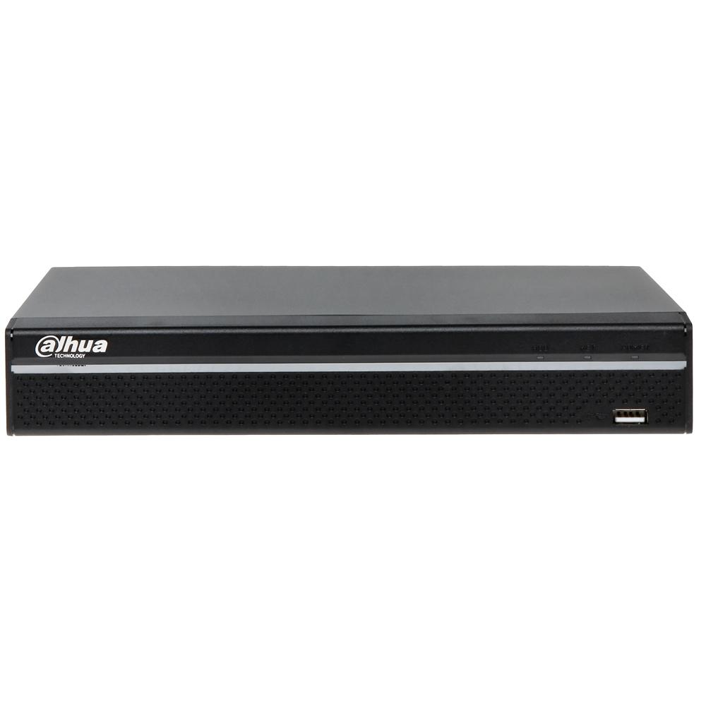 NVR Dahua NVR2108HS-4KS2, 8 canale, 8 MP, 80 Mbps imagine