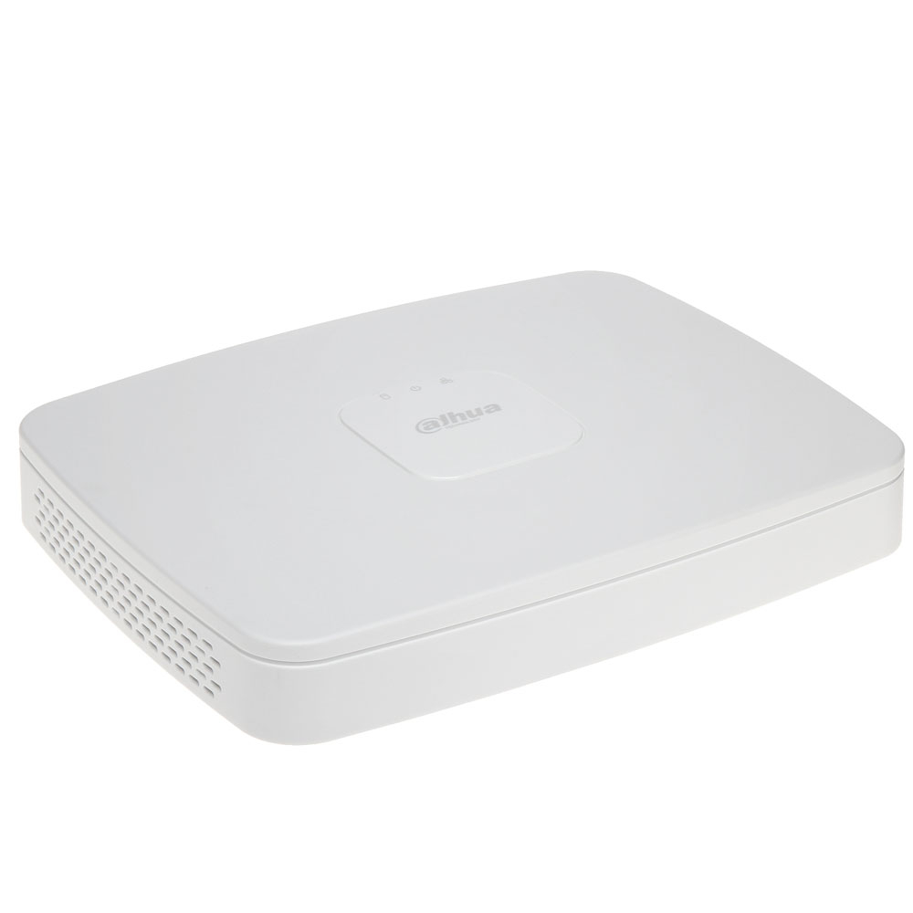 NVR Dahua NVR4108-P-4KS2, 8 canale, 8 MP, 80 Mbps, 4 PoE, functii smart imagine