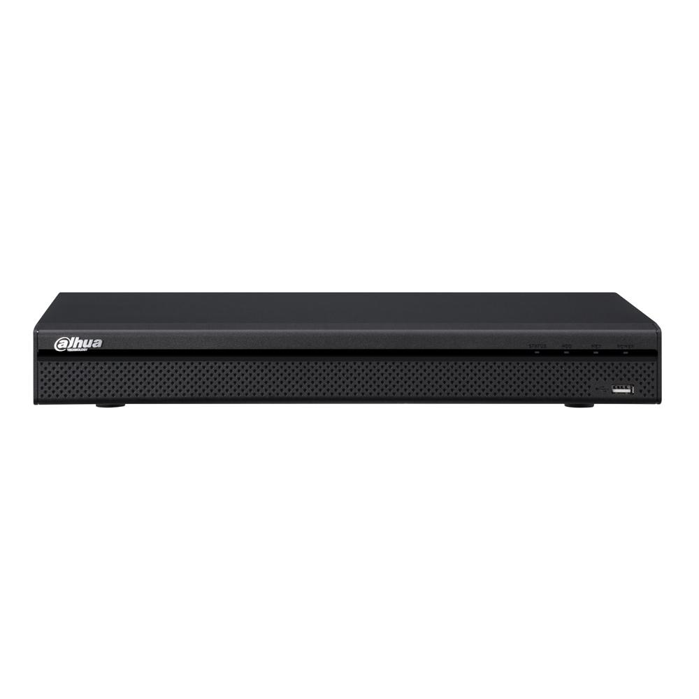 Network video recorder Dahua NVR5216-16P-4KS2E, 16 canale, 12 MP, 320 Mbps, PoE