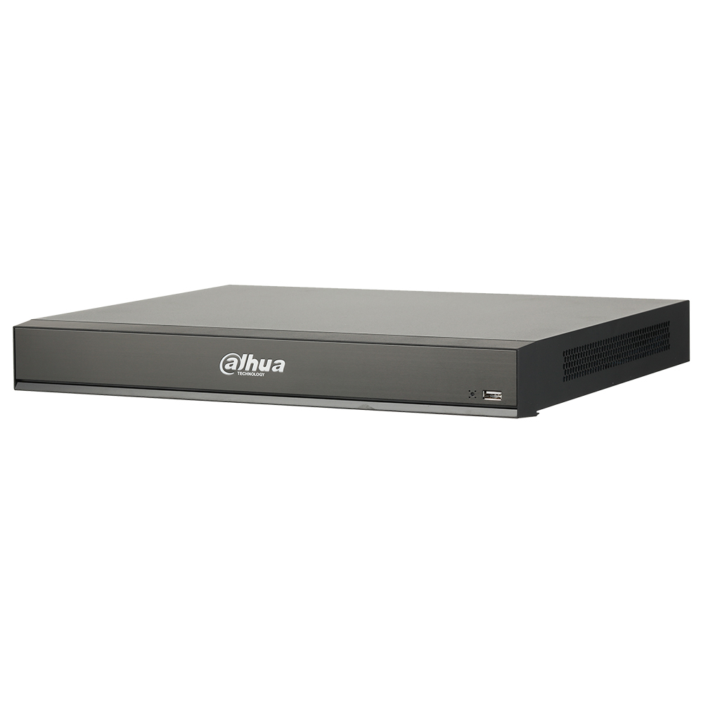 NVR Dahua NVR5216-16P-I, 16 canale, 16 MP, 320Mbps, 16 PoE, AI imagine