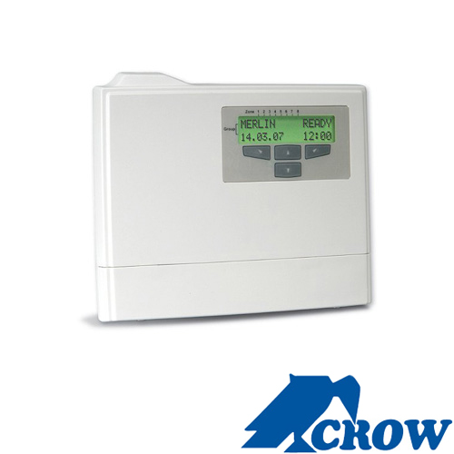 INTERFATA WIRELESS CU 64 ZONE CROW MERLIN PRO