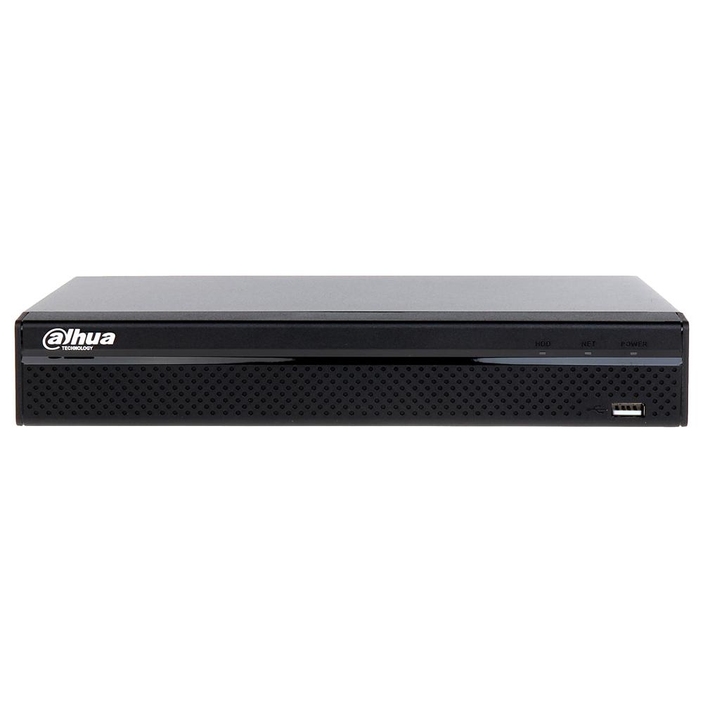 NVR Dahua NVR2104HS-P-4KS2, 4 canale, 4K, 80 Mbps, 4 PoE imagine