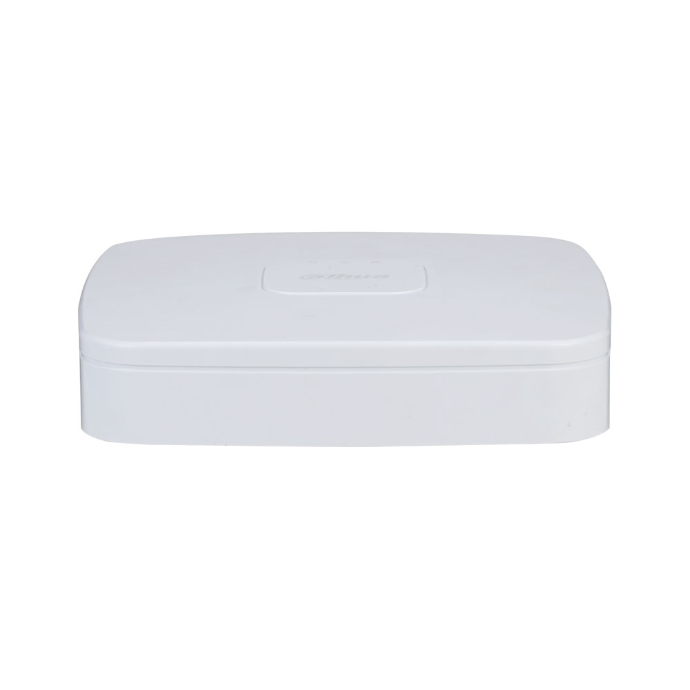 NVR Dahua WizSense NVR2104-I, 4 canale, 12 MP, 80 Mbps, functii smart