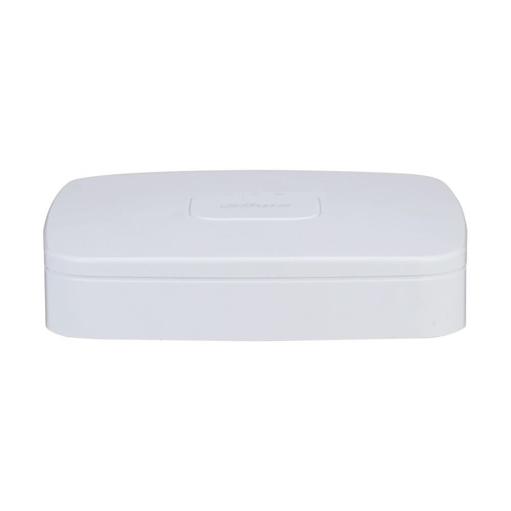 NVR Dahua WizSense NVR2108-I, 8 canale, 12 MP, 80 Mbps, functii smart imagine