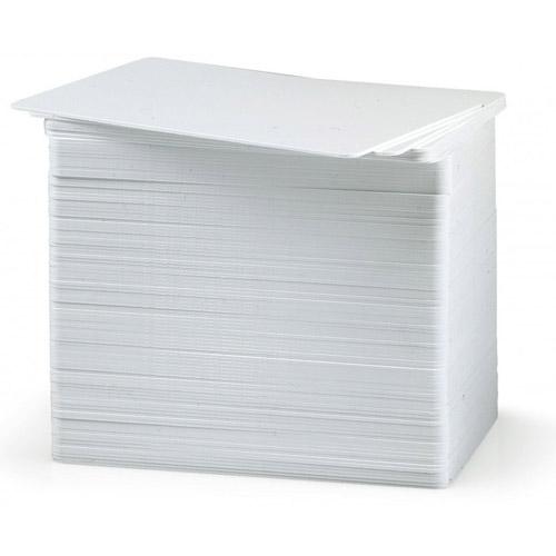 Pachet 200 carduri PVC Zebra Premier 104523-210, CR80, 10mil, alb imagine spy-shop.ro 2021