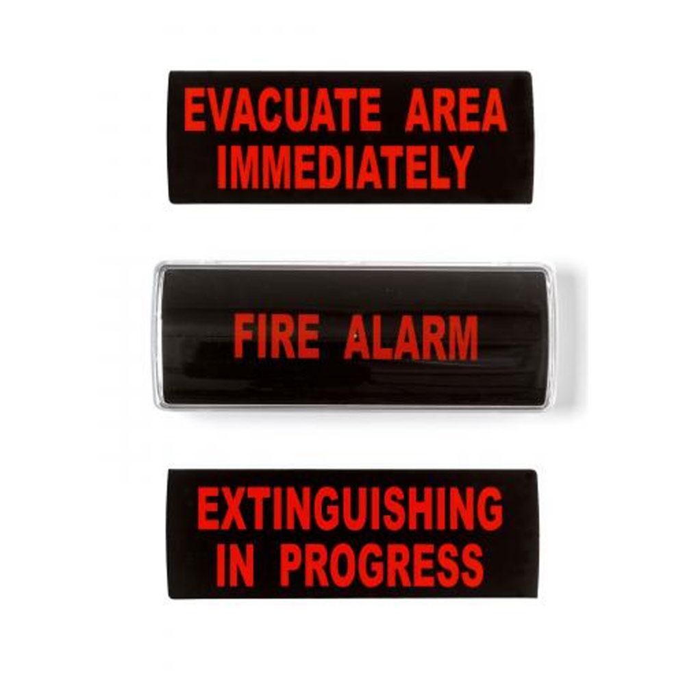 Indicator optic si acustic UTC Fire&Security GRP26-03, ilumininare LED, 90 dB, 24 Vcc imagine spy-shop.ro 2021