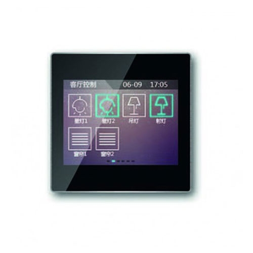 Panou control TFT cu touch screen CHTF-3.5/01.1, 3.5 inch, butoane personalizate, 21-30 Vcc imagine spy-shop.ro 2021