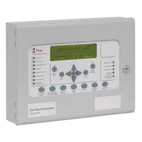 Panou repetor local Kentec Syncro VIEW K67000 M1, 15 zone, LCD, 24 VDC