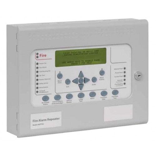 Panou repetor local Kentec Syncro VIEW K67750 M1, 15 zone, 230 V, LCD