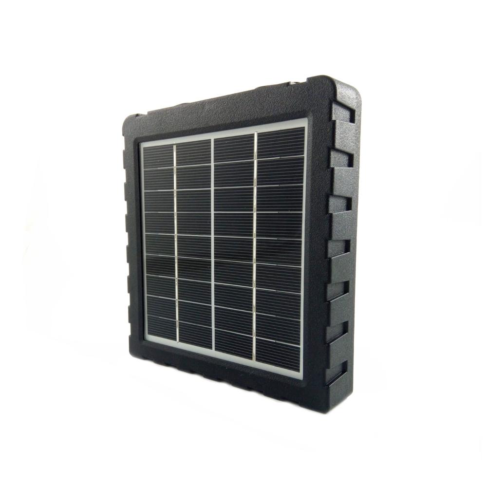 Panou solar pentru camere de vantaroare Willfine SP100 imagine spy-shop.ro 2021