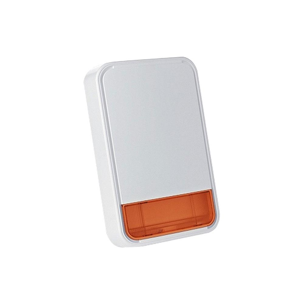 Sirena de exterior stroboscopica wireless DSC NEO PG-8911A BATT, 110 dB, PowerG, IP55 imagine spy-shop.ro 2021