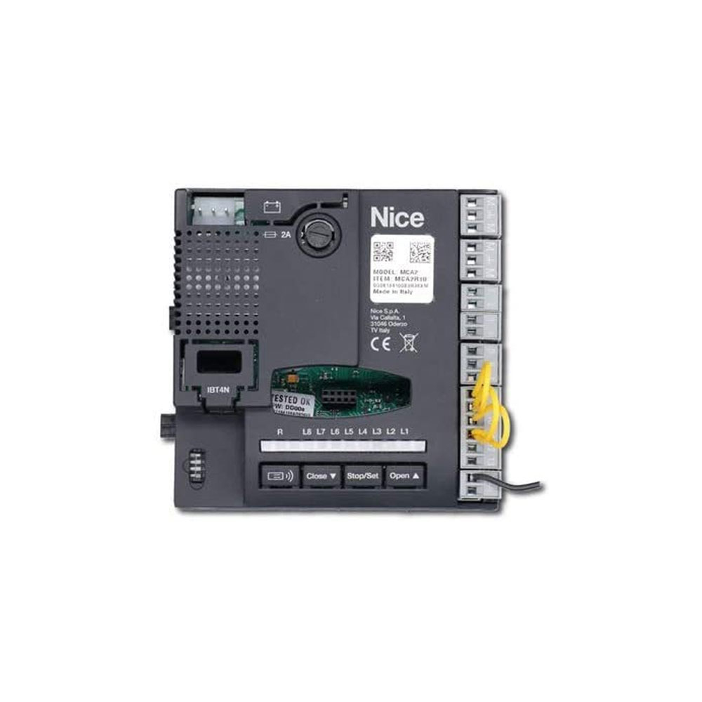 Placa de control pentru unitate de comanda Nice SPMCA2R10, 24 V