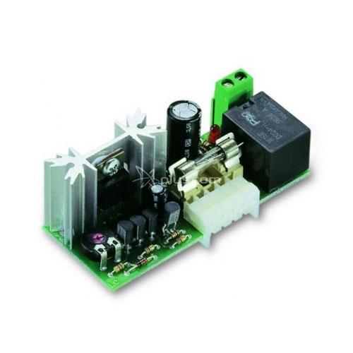 Placa de cuplare pentru incarcator de baterii Nice CARICA, 24 Vdc, 24 mA, 24 ore imagine spy-shop.ro 2021