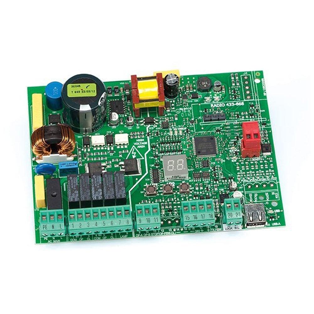 Placa electronica de control FAAC E045, 230 V, 800 W
