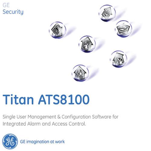 UTC FIRE&SECURITY ATS ATS-8100
