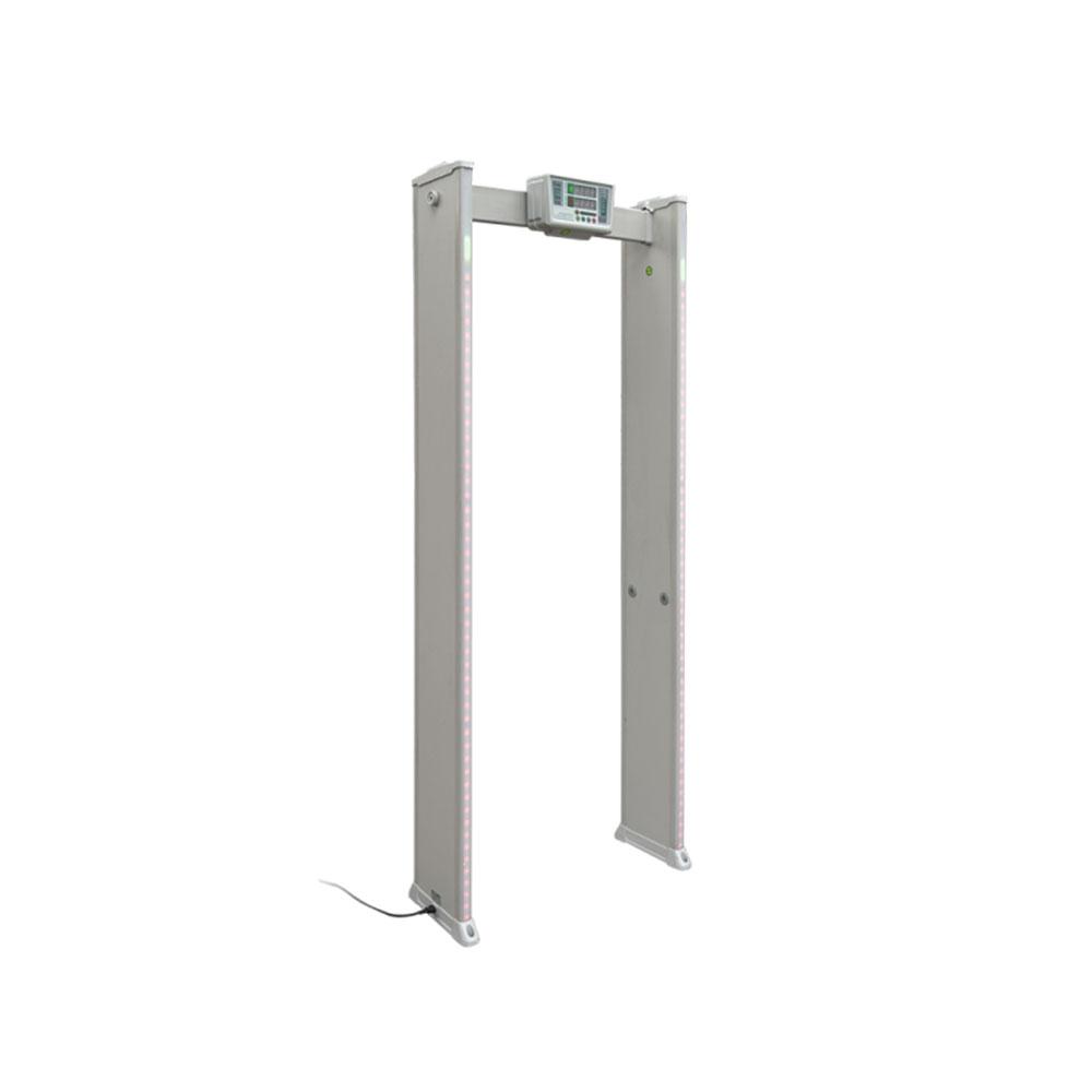 Poarta detectie metale D-TECTOR ARS-240/800A/1, 110-240 V, 1 zona, 60 persoane/minut
