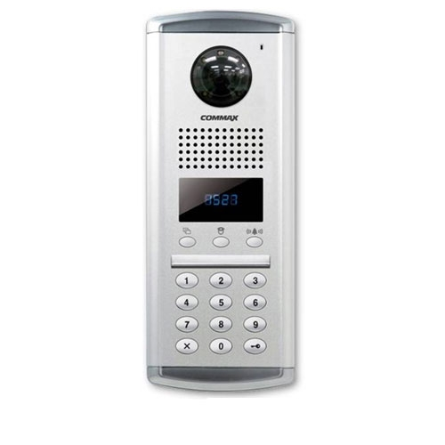 Videointerfon de exterior Commax DRC-GAC, 99 familii, aparent, UTP imagine spy-shop.ro 2021
