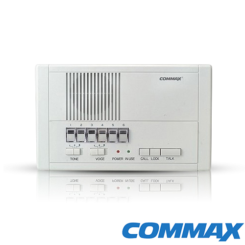 POST DE INTERIOR MASTER COMMAX CM - 206