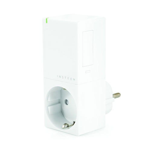 Priza Smart Home Insteon 2633-432, wireless, 230 V, RF 50 m