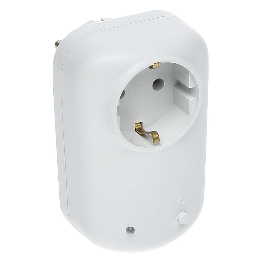 Priza smart wireless Satel ASW-100F, 16A, 230VAC, RF 500 m