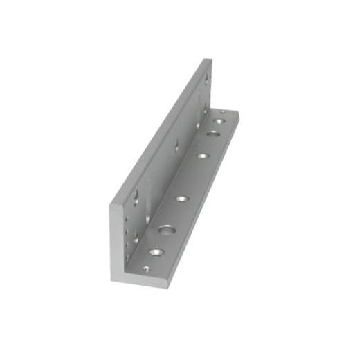 Profil L montare contraplaca electromagnet Headen LS230, aluminiu