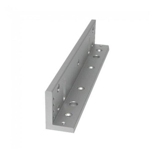 Profil L montare contraplaca electromagnet Headen LS180, aluminiu